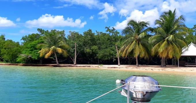 Rent a Wharram Pahi 42 Guadeloupe