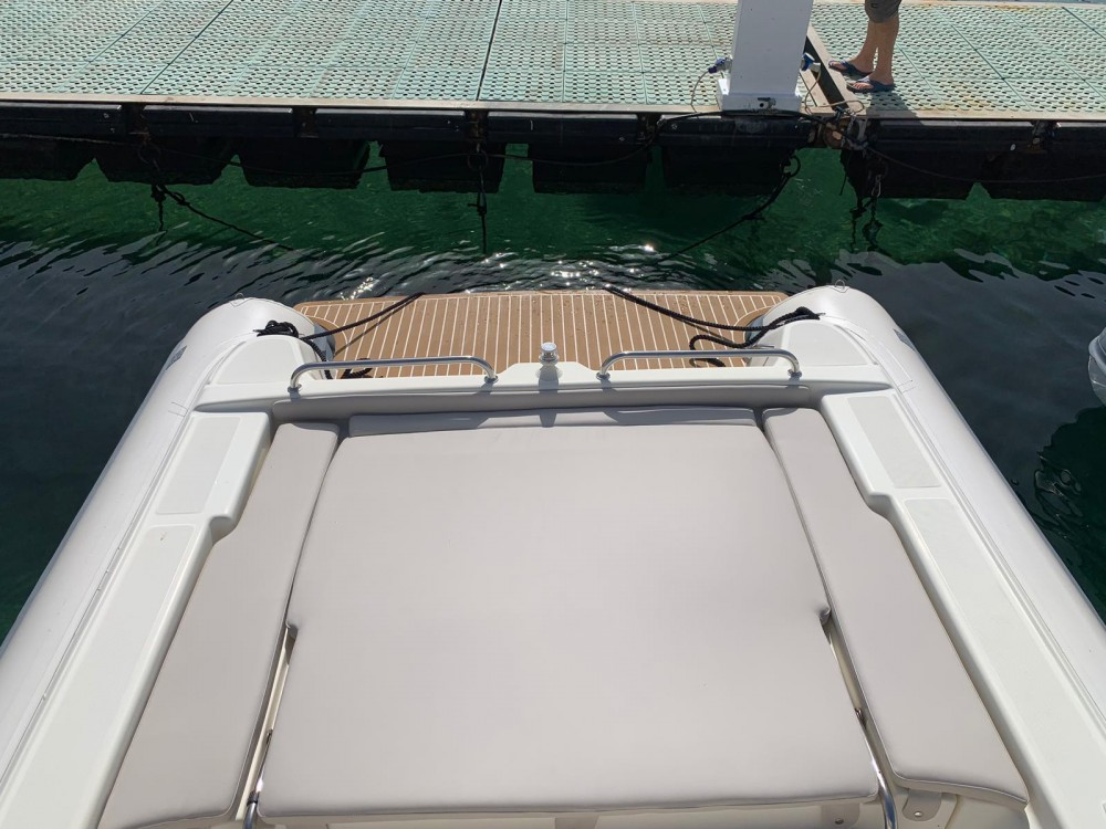 Joker-Boat Clubman 26 between personal and professional Palermo