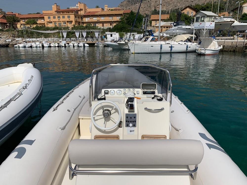 Rental yacht Palermo - Joker-Boat Clubman 26 on SamBoat
