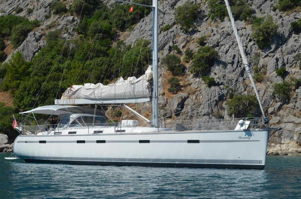 Rent a Bavaria Cruiser 55
