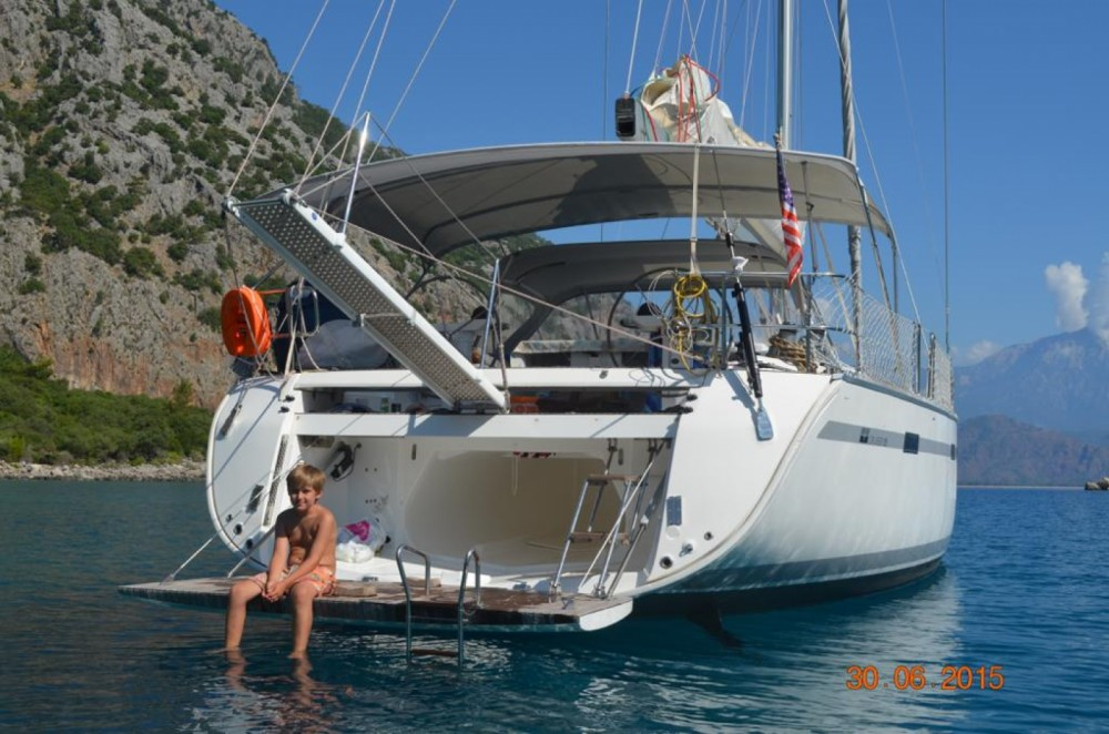 Bavaria Cruiser 55 between personal and professional