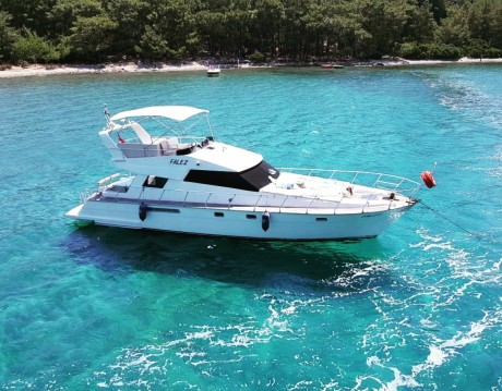 Boat rental Local Production 92 in Kemer on Samboat
