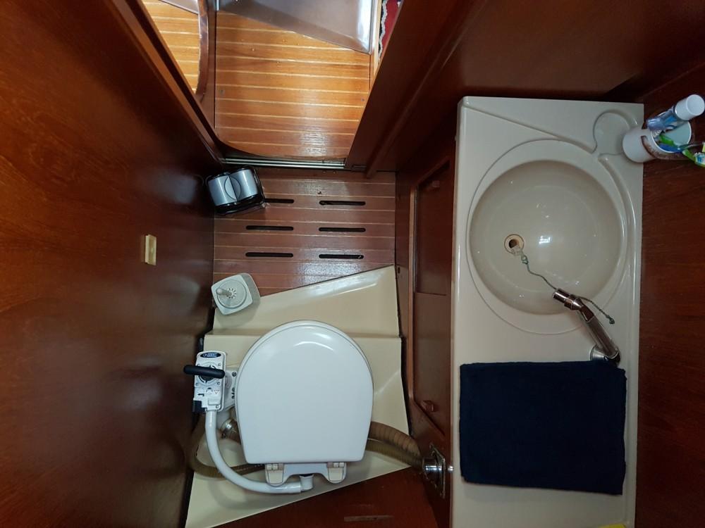 Rental yacht Benitses - Comar Comet1050 on SamBoat