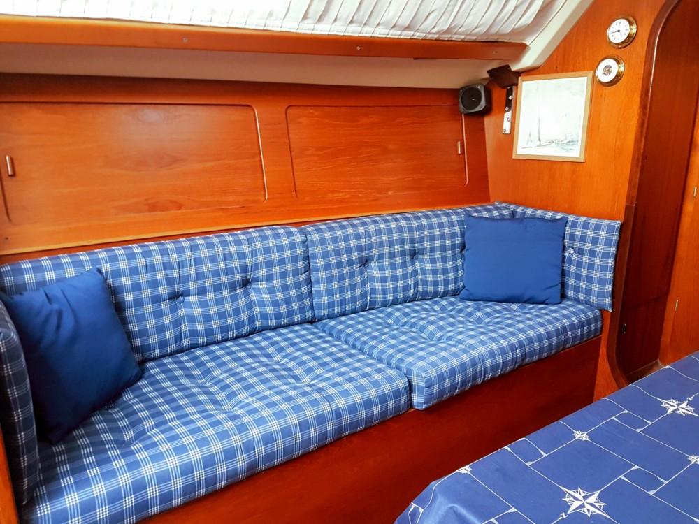 Boat rental Benitses cheap Comet1050