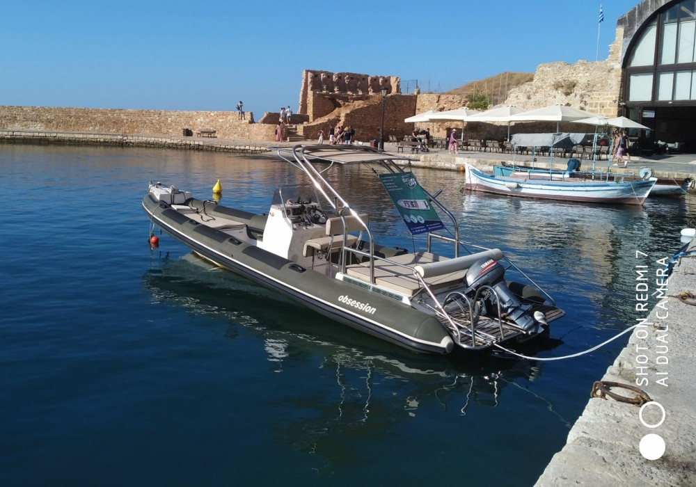 Fost Obession  between personal and professional Chania Municipality