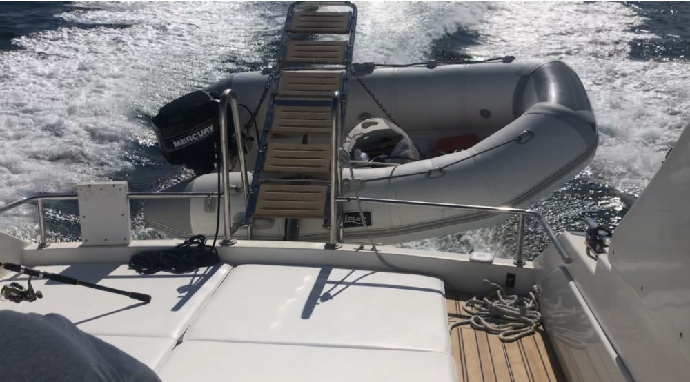 Hire Motor boat with or without skipper Squalo Naples