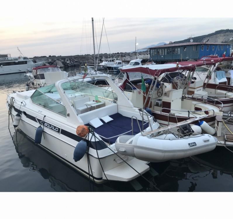 Rental Motor boat in Naples - Squalo 35