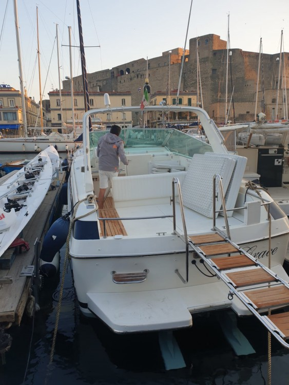 Squalo 35  between personal and professional Naples