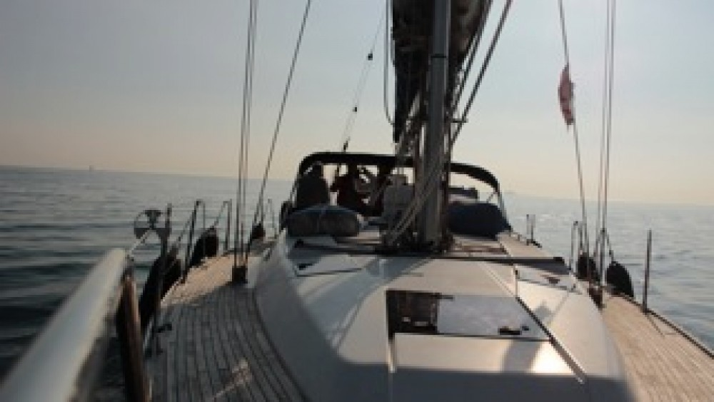 Boat rental Hanse Hanse 400 in Golfo Aranci on Samboat