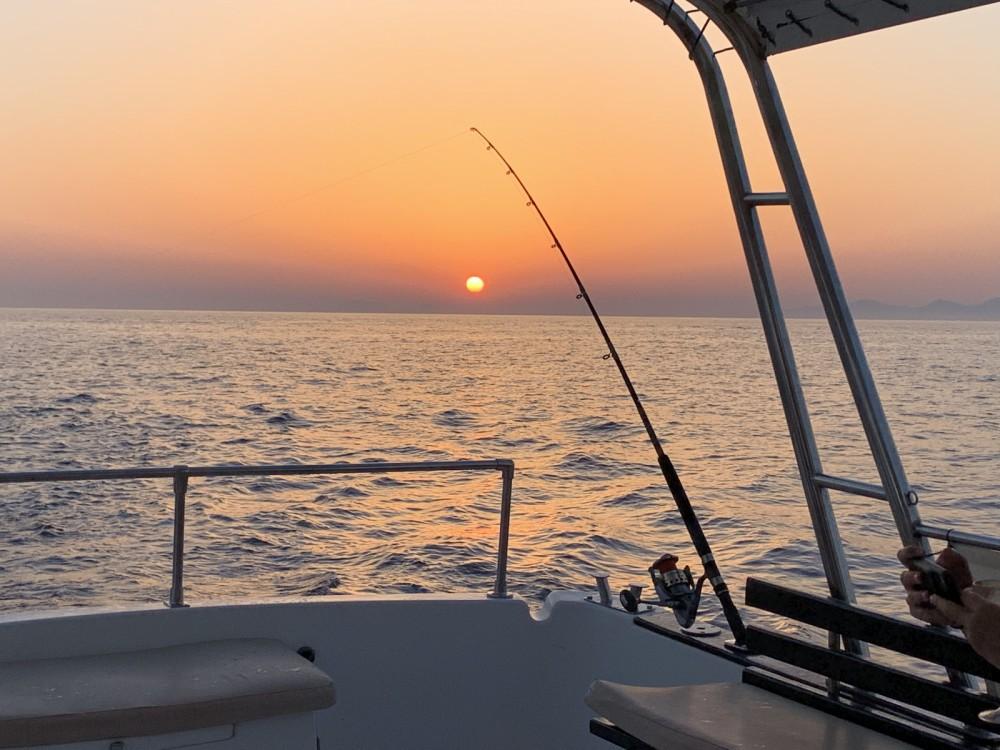 Rental Motor boat in Ia Municipal Unit - Kreta Mare  Open 30