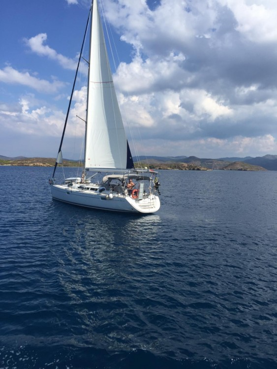 Rental Sailboat in Karaca - Jeanneau Sun Odyssey 42i