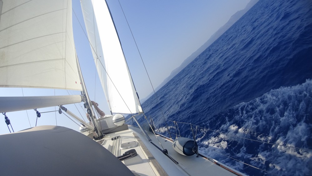 Rental yacht Karaca - Jeanneau Sun Odyssey 42i on SamBoat