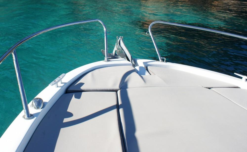 Rent a Jeanneau Cap Camarat 6.5 WA Marina Santa Eulalia