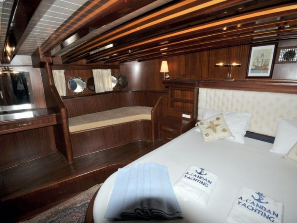 Boat rental Muğla cheap Ketch - Deluxe