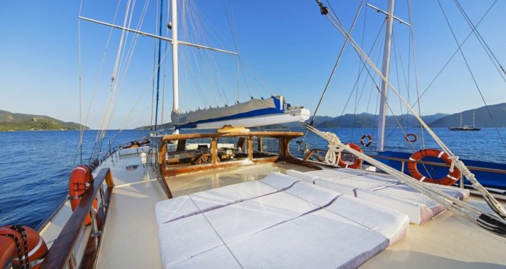 Hire Sailboat with or without skipper Gulet Aegean Region