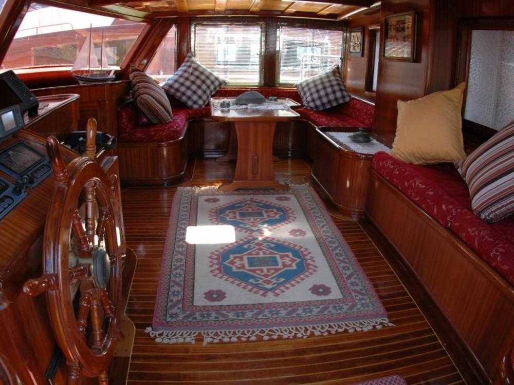 Boat rental Aegean Region cheap Ketch - Delux