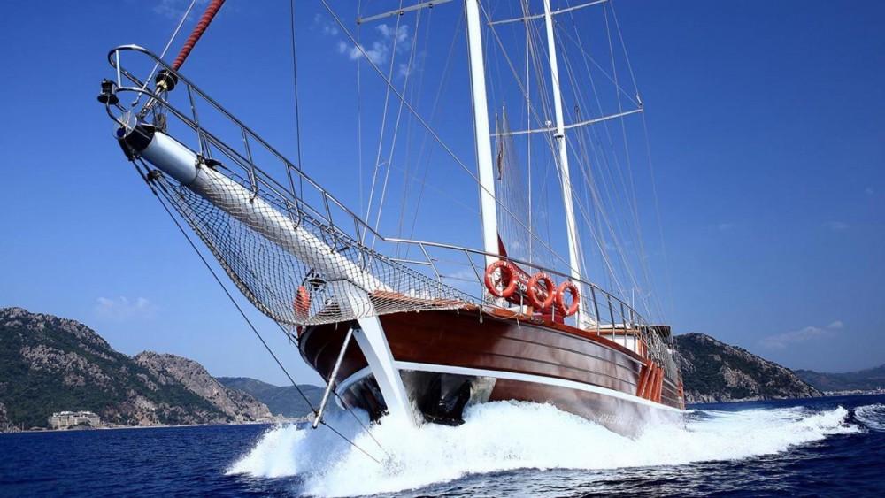 Rental yacht Aegean Region - Gulet Ketch - Delux on SamBoat