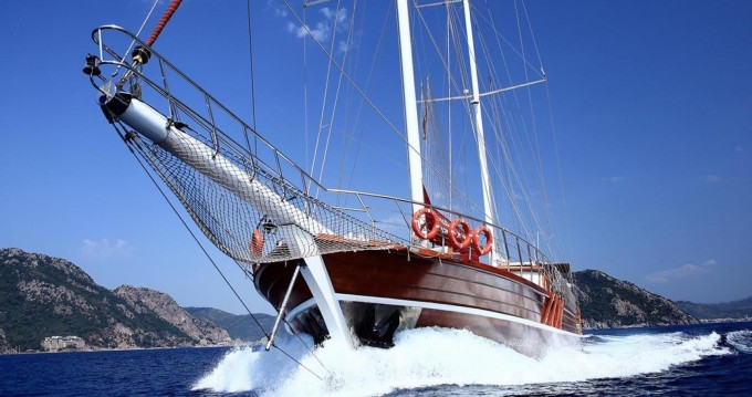 Boat rental Marmaris cheap Ketch - Delux