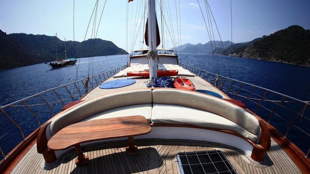 Boat rental Gulet Ketch - Delux in Aegean Region on Samboat