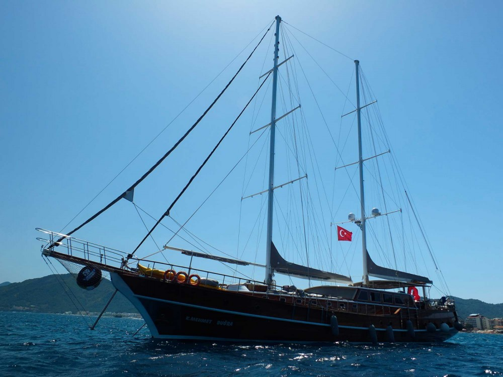 Boat rental Gulet Ketch - Ultra deluxe in Muğla on Samboat