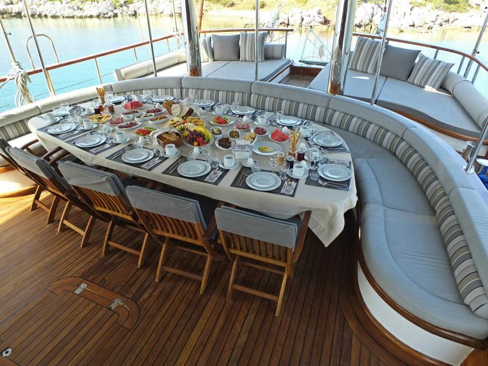 Rent a Gulet Ketch - Ultra deluxe Aegean Region