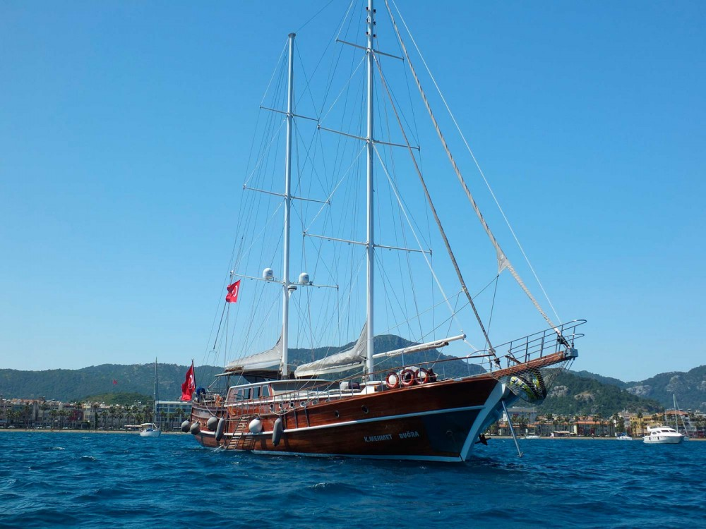 Boat rental Muğla cheap Ketch - Ultra deluxe