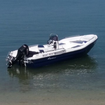 Hire Motorboat with or without skipper Nireus Setúbal