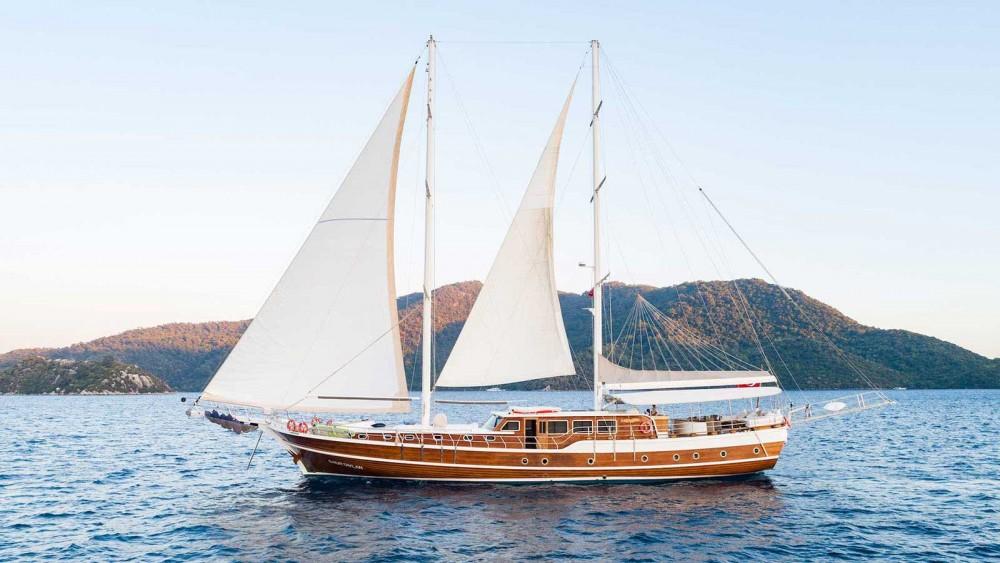 Boat rental Gulet Ketch - Ultra Deluxe in Aegean Region on Samboat