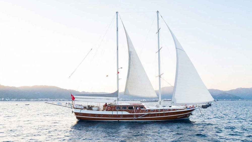 Rental Sailboat in Aegean Region - Gulet Ketch - Ultra Deluxe