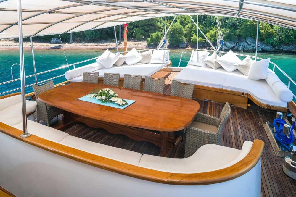 Boat rental Aegean Region cheap Ketch - Ultra Deluxe