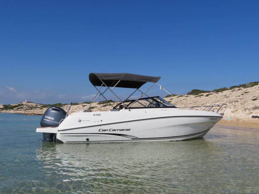 Hire Motor boat with or without skipper Jeanneau Santa Eulària des Riu