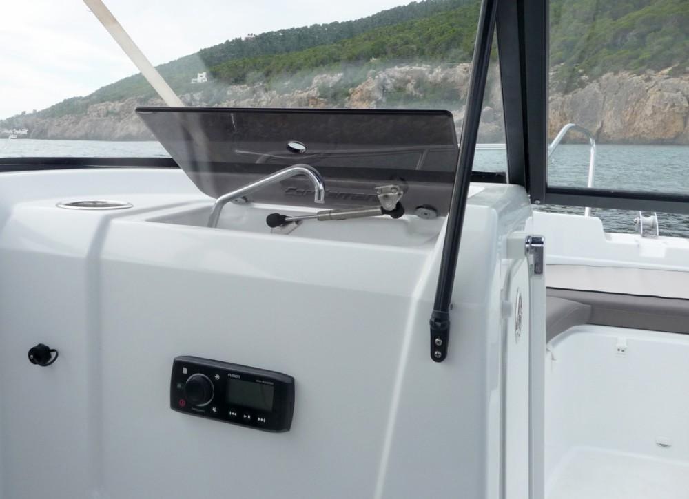 Rent a Jeanneau Cap Camarat 6.5 BR Balearic Islands