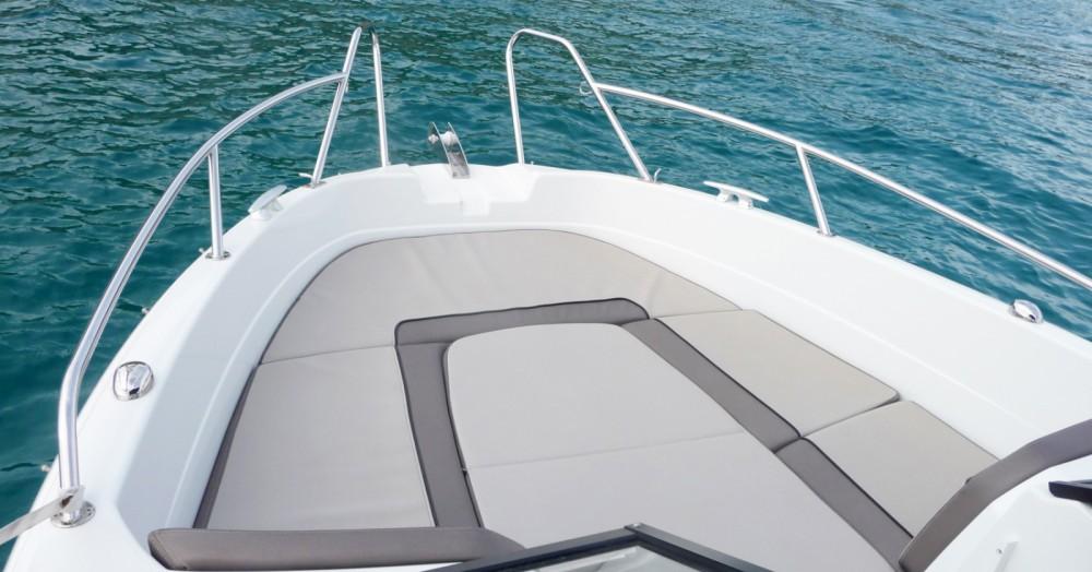 Rental Motorboat in Balearic Islands - Jeanneau Cap Camarat 6.5 BR