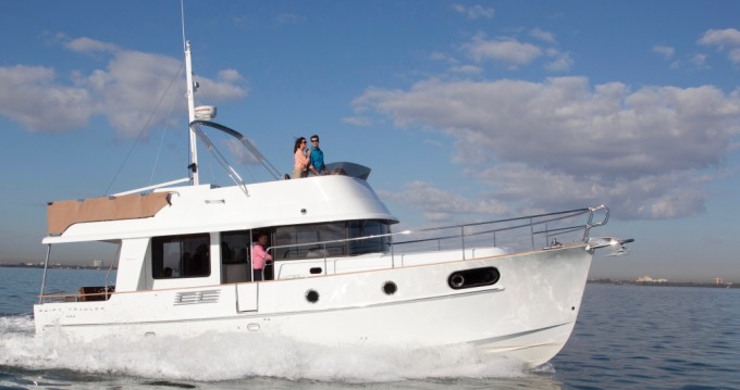 Boat rental Bénéteau Swift Trawler 44 in Provincia di Salerno on Samboat