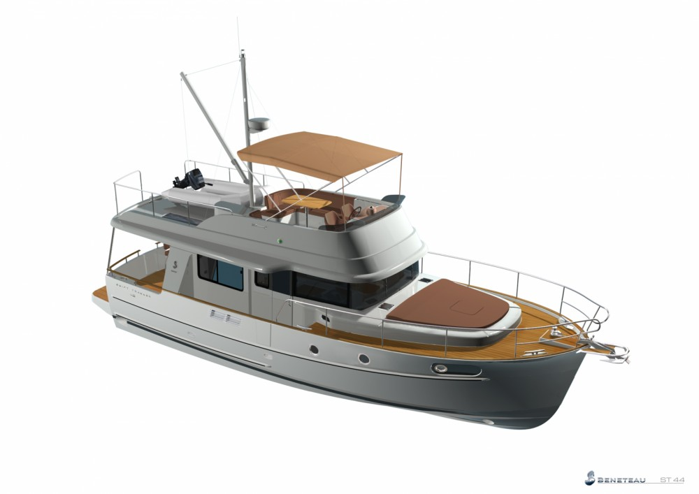 Rental yacht Salerno - Bénéteau Swift Trawler 44 on SamBoat