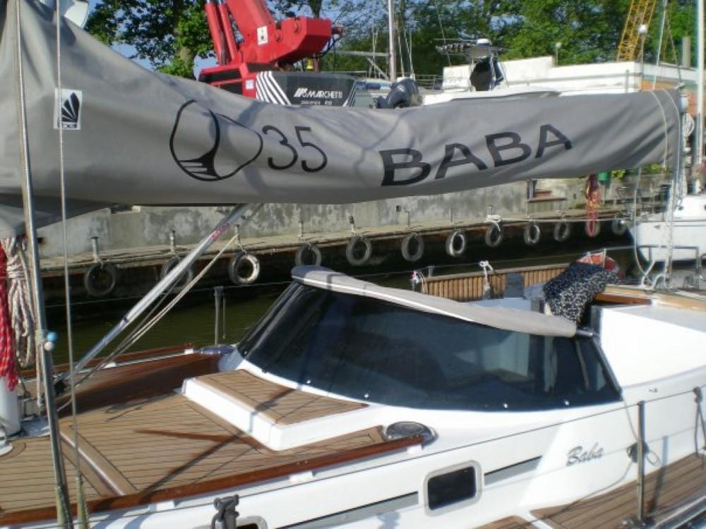 Rental Sailboat in Ameglia - Classis Lady Laura 35
