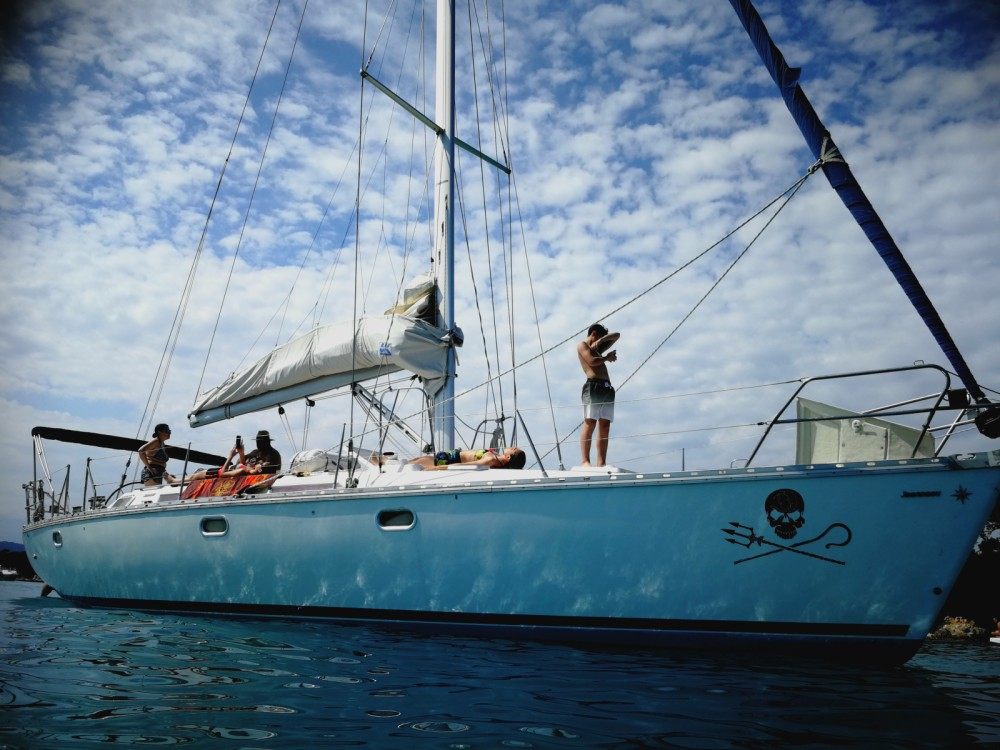 Hire Sailboat with or without skipper Jeanneau Théoule-sur-Mer
