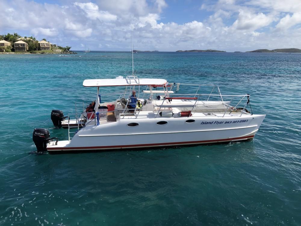 Boat rental Charlotte Amalie West cheap 36'
