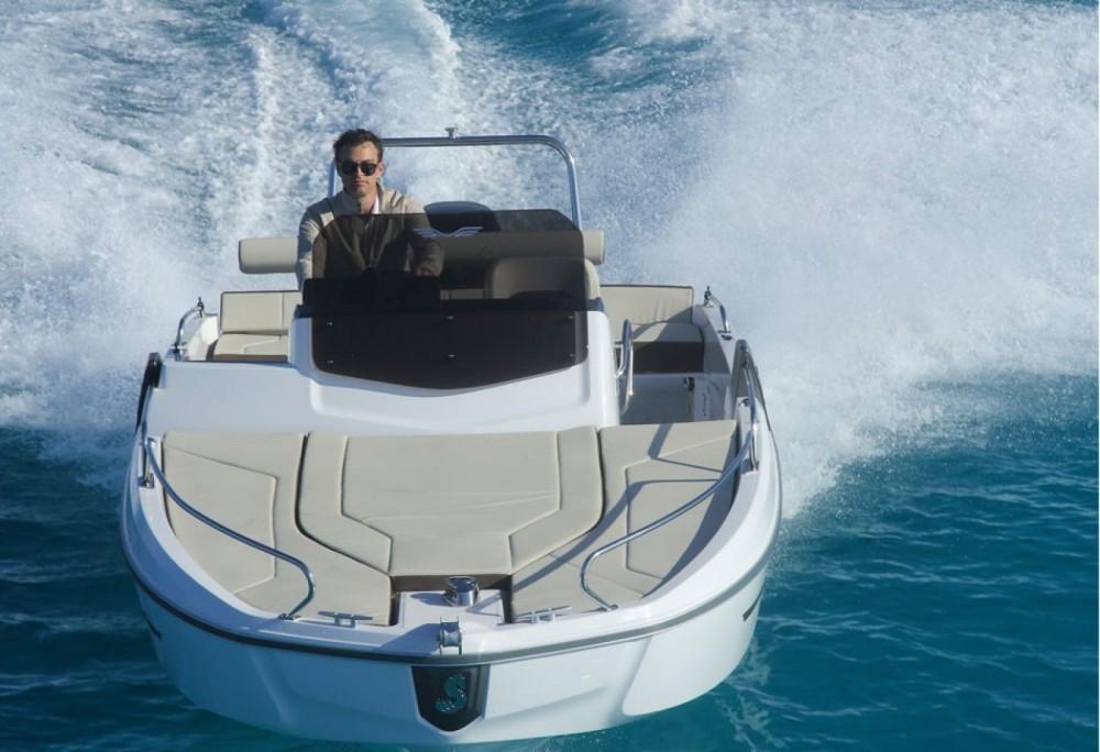 Rental yacht Propriano - Bénéteau Flyer 6.6 SUNdeck on SamBoat