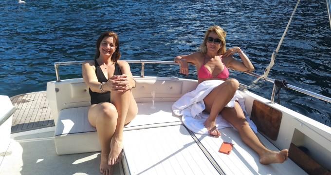 Rental Motorboat in Sorrento - Atlantis Laver 30