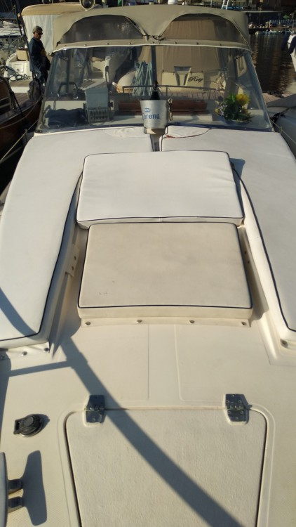 Hire Motor boat with or without skipper Atlantis Amalfi