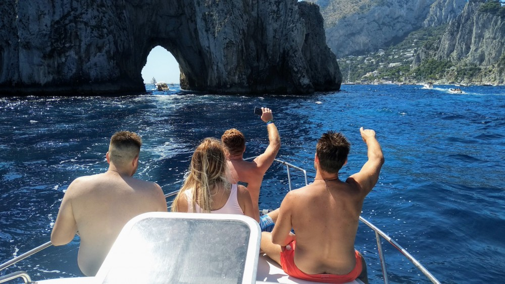 Rental yacht Positano - Atlantic Laver 30 on SamBoat