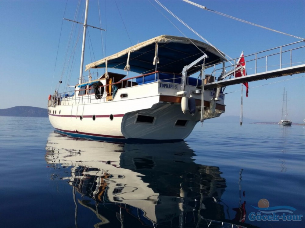 Boat rental Gulet Ketch  in Aegean Region on Samboat