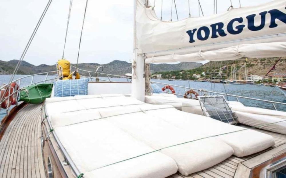 Rental yacht Aegean Region - Gulet Ketch - luxe on SamBoat