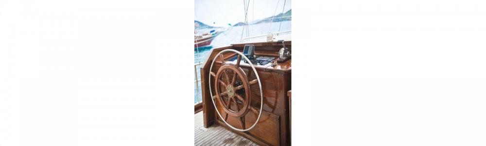 Rental Sailboat in Aegean Region - Gulet Ketch - luxe