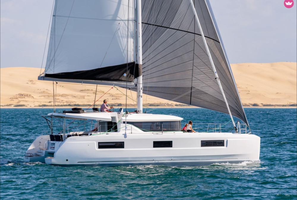 Boat rental Isthintini/Stintino cheap Lagoon 46
