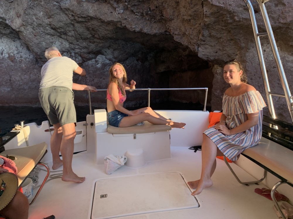 Hire Motor boat with or without skipper Kreta Mare  Ia Municipal Unit