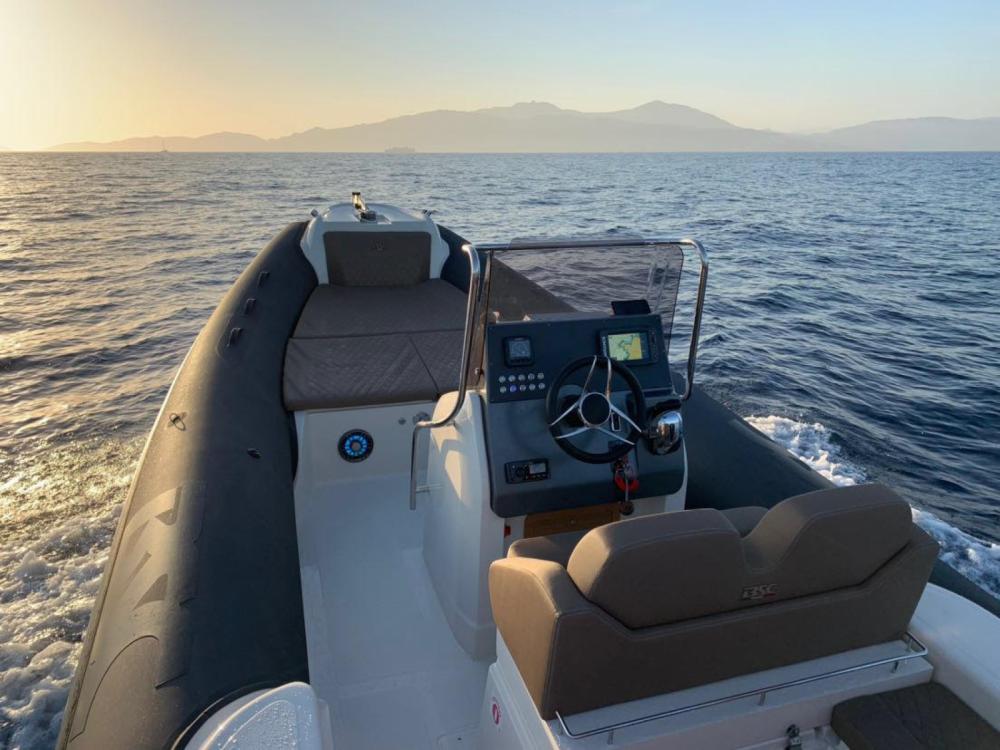 Boat rental Bsc 78 ebony in Pietrosella on Samboat