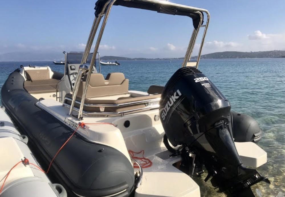 Rental yacht Pietrosella - Bsc 78 ebony on SamBoat
