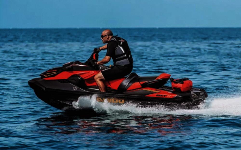 Rent a Seadoo Seadoo RXT-X RS 300 / 2020 Mandelieu-la-Napoule